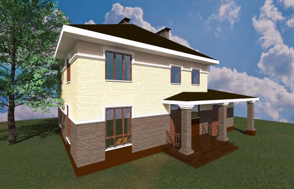 Проект дома 5
