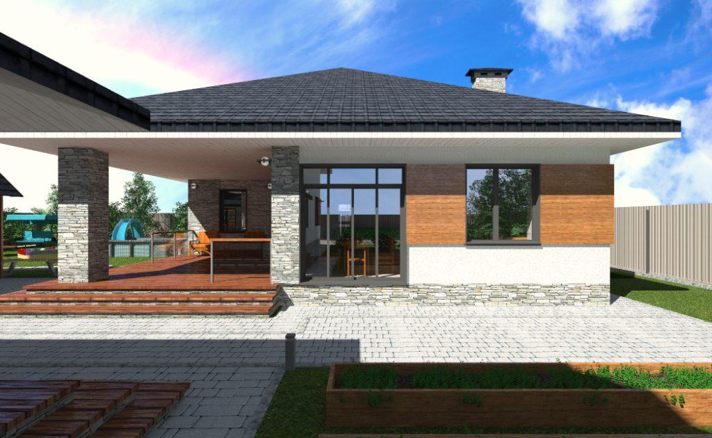 Проект дома 6
