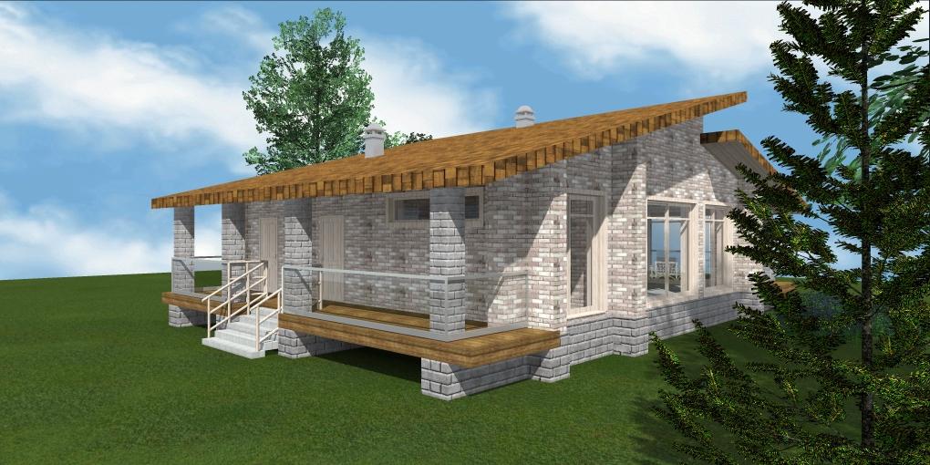 Проект дома 9